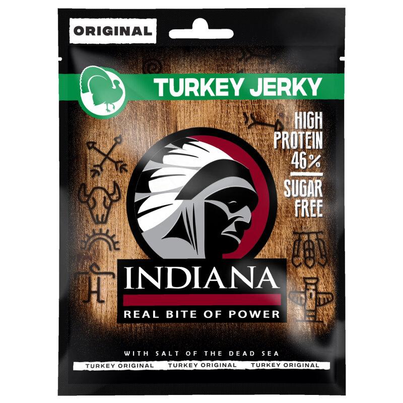 INDIANA Turkey Jerky - 25g